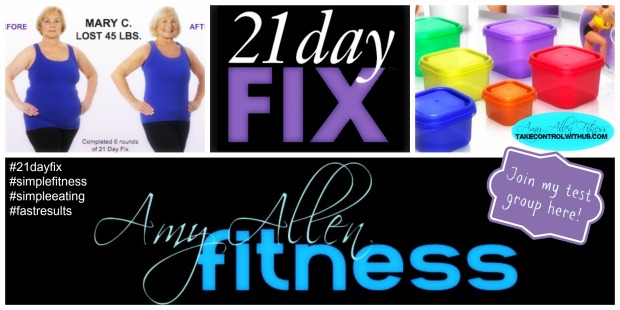 21day fix collage
