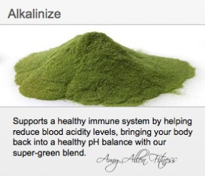 beachbody ultimate reset alkalinize supplement
