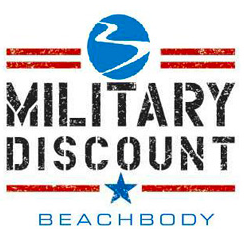 military discount shakeology beachbody coaching coach free save 25%