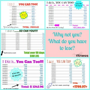 why not you collage team determination income sample first three months beachbody coaching full time income stay at home mom